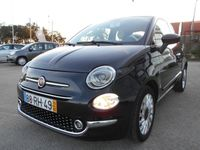 usado Fiat 500 1.2 New Lounge Pack 3 Luxe