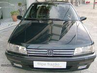 usado Peugeot 605 2.1SVDT Exclusive1DonoNacional