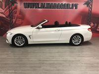 usado BMW 420 Série 4 d Cabrio Line Sport Aut. (184cv) (2p)