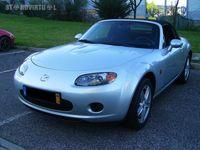usado Mazda MX5 MZR 1.8 Exclusive (126cv) (2p)