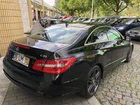 usado Mercedes E250 CDi Coupé BE AMG