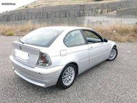 usado BMW 320 td Compact 150cv Aceito troca