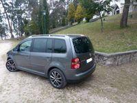 usado VW Touran 2.0TDI 140cv, DSG, Pele, GPS, DVD