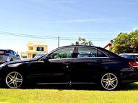usado Mercedes E300 BluetecHybrid AMG