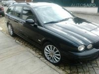 usado Jaguar X-type 2.2 DSL Executive Station (155cv) (5 lug) (5p)