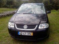 used VW Touran 1.9 TDI