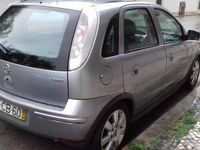 usado Opel Corsa 1.3 cdti silver