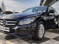 usado Mercedes C180 Blutec line Executive c/Teto abrir