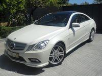 usado Mercedes E250 Classe ECoupé CDI BE (204cv) (4 lug) (2p)