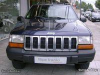 usado Jeep Grand Cherokee 2.5TD Laredo1SóDono4X4Nacional