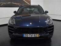 usado Porsche Macan Turbo Novo