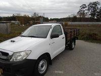 used Toyota HiLux D4D 4x2 120cv IVA