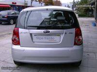 usado Kia Picanto 1.1 CRDI VGT EX Sport De Serviço