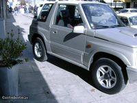 usado Suzuki Vitara Cabrio 1.9 TD JLX Hard Top 1 Dono