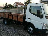 usado Mitsubishi Canter 3c13 3.0 caixa aberta ac 3500kg