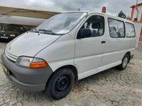 usado Toyota HiAce 2.5 80cv 9lugares