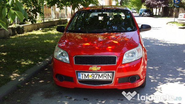 Vndut Chevrolet Aveo Rosu Auto Maini Second Hand De Vnzare