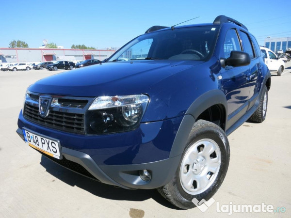 v ndut dacia duster van 2013 4x4 k ma ini second hand de v nzare. Black Bedroom Furniture Sets. Home Design Ideas
