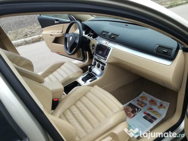 văndută vw cc passat b6 full piele in mașini second hand de vânzare