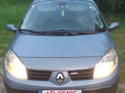 used Renault Scénic 1.6 Benzină.Euro4.Impecabil