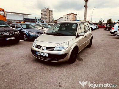 second-hand Renault Scénic  an 2008, motor 1,9 diesel