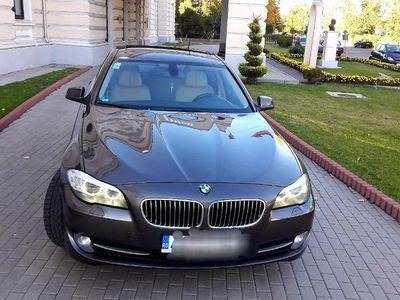 second-hand BMW 525 d key go