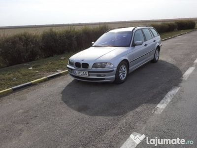 second-hand BMW 320 d 2.0D 136 cp An 2000.