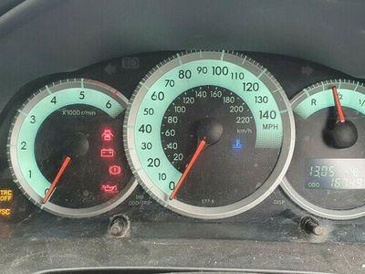 second-hand Toyota Corolla Verso t3