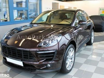 second-hand Porsche Macan