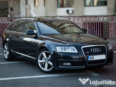 second-hand Audi A6 s line Facelift 2.0 TDI 170 Cp
