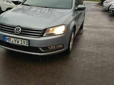 second-hand VW Passat Alltrack 2.0