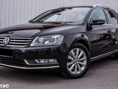 second-hand VW Passat B7 | 2.0 TDI | 177CP | DSG | 2014