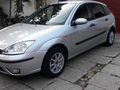 second-hand Ford Focus 1,6 benzina!