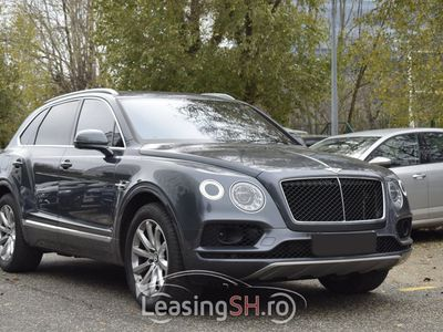 second-hand Bentley Bentayga din 2019