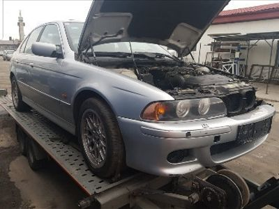 second-hand BMW 525 d 2001