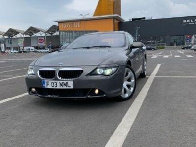 second-hand BMW 630 Seria 6