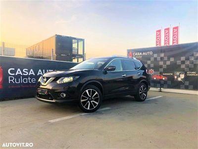 second-hand Nissan X-Trail