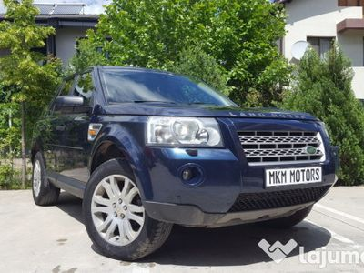 brugt Land Rover Freelander Facelift 2007 HSE, 4x4, Piele, Xenon
