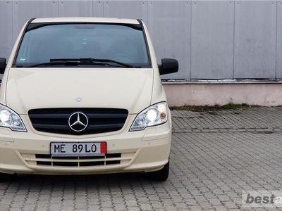 second-hand Mercedes Vito 116CDI-163CP/8Locuri/Euro5/CLIMA/Xenon/L.E.D