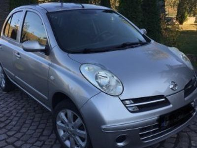 second-hand Nissan Micra 2006