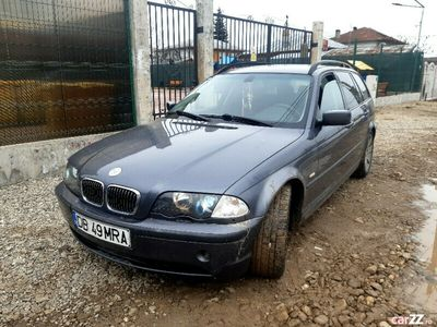 second-hand BMW 330 E46