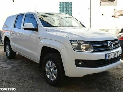 second-hand VW Amarok 2.0