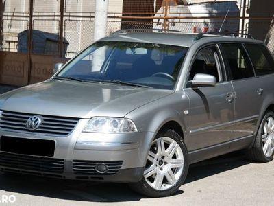second-hand VW Passat - an 2002, 1.9 tdi (Diesel)
