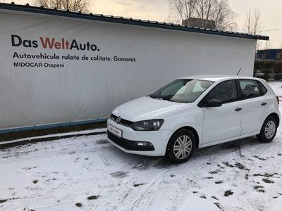 second-hand VW Polo Trendline 1.4 TDI 4 usi