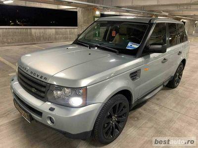 second-hand Land Rover Range Rover Sport HSE 2.7 diesel 2007 Auto €8000