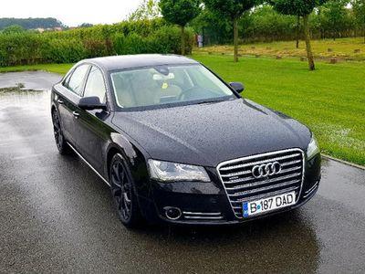 second-hand Audi A8 3.0 diesel Quattro