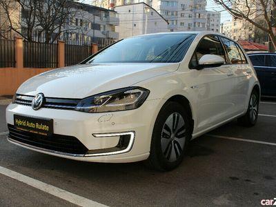 second-hand VW e-Golf