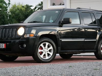 second-hand Jeep Patriot 4x4 - an 2010, 2.0 (Diesel)