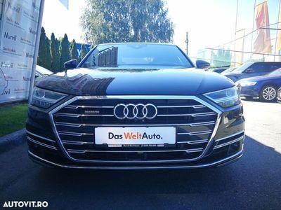 second-hand Audi A8 50 TDI quattro