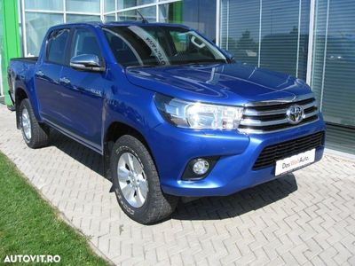 second-hand Toyota HiLux MK7